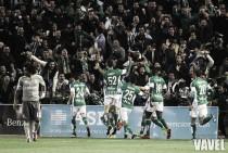 Real Betis - Real Madrid: puntuaciones Real Betis, jornada 21