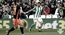 Justo reparto de puntos entre Betis y Valencia