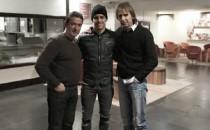 Ricardo Gareca empezó con sus reuniones en Europa visitando a Luiz da Silva