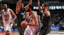 Real Madrid - Bilbao Basket: visita a un Final Four