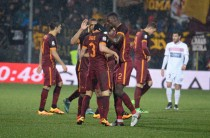 Torna Dzeko e la Roma passa a Modena: 1-3