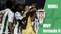 Bijimine, MVP del Córdoba CF ante el Alcorcón según los lectores de VAVEL.com