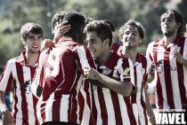 Primera victoria de la temporada lejos de Lezama del Bilbao Athletic