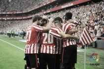 Trio de frente decide e Athletic Bilbao vence clássico contra Real Sociedad