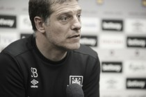 """Slaven Bilic: """"Ahora el objetivo es acabar entre los seis primeros"""""""