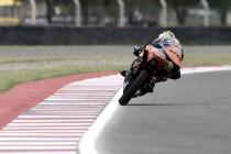 Argentina GP, Moto3: Binder in pole