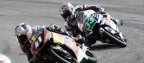 The Moto3 podium winners discuss San Marino