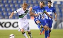 Europa League: il Sassuolo cerca l'onore delle armi contro il Genk