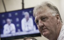 "Larry Bird: ""Moriré pronto a causa de mi altura"""