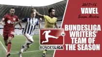 VAVEL Writers' Bundesliga Team of the Season