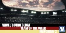 VAVEL's Bundesliga Team of the Week - Matchday 2: Leipzig shock BVB, goals galore in Mainz