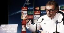 """Laurent Blanc: """"La diferencia entre nosotros y los clubes que ya han ganado la Champions se sigue reduciendo"""""""