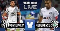 Resultado Ponte Preta x Figueirense no Campeonato Brasileiro 2016 (2-0)