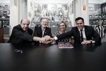 Botafogo anuncia renovação com Caixa Econômica Federal por mais uma temporada