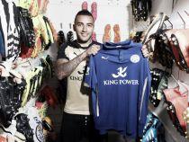Danny Simpson, otro 'red devil' que llega a Leicester