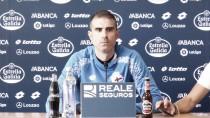 """Garitano: """"Siempre queremos ganar"""""""