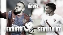 Previa Levante - Sevilla Atlético: a por la segunda