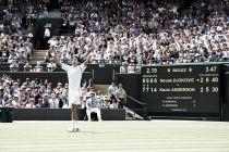 """Djokovic: """"Ha sido uno de mis partidos más difíciles en Wimbledon"""""""