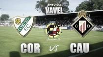 Previa Coruxo FC - Caudal Deportivo: duelo de necesidades en O Vao