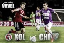Previa Xolos - Jaguares Chiapas: un duelo entre David y Goliat