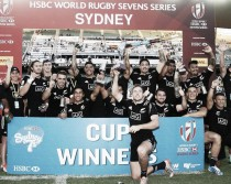 New Zealand Sevens win back-to-back titles after winning inaugural Sydney tournament