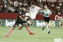 """Sarabia: """"Tenía claro que el Sevilla era mi prioridad"""""""