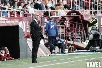 """Paco Jémez: """"Hoy el Sevilla solo nos ha ganado en el acierto"""""""