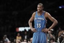 """Durant: """"Estoy centrado en los Thunder"""""""