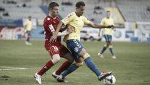 Las Palmas queda emparejada con el Numancia en Copa
