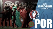 Análisis táctico de Portugal: un bloque intergeneracional