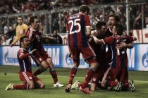 Le Bayern est bien présent