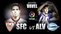 Previa Sevilla FC vs Deportivo Alavés: a seguir con la racha en Nervión