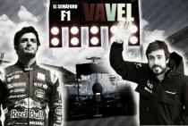El semáforo de F1 VAVEL. Gran Premio de Gran Bretaña 2016