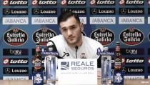 """Lucas afirma que irá """"de la mano con el Deportivo"""""""