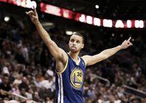 Stephen Curry, coronado MVP de la temporada regular