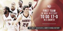 Atlanta Hawks entran en El Olimpo de la NBA