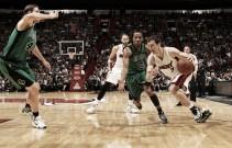 Nba, Boston passa a Miami. Male Rockets e Nuggets