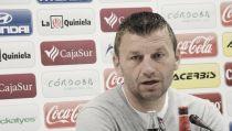 """Djukic: """"Vamos a apretarles e intentar ganar porque sabemos que podemos ganar a cualquiera"""""""