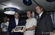 Se inaugura la Peña Deportivista Rías Baixas