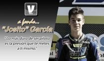 """Josito García, a fondo: """"Lo más duro de ser piloto es la presión que te metes a ti mismo"""""""