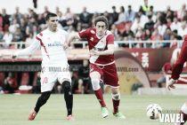"""Raúl Baena: """"Hemos tenido ocasiones para marcar, pero no ha podido ser"""""""
