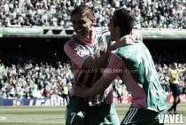 Real Betis - Granada: puntuaciones Real Betis, jornada 28