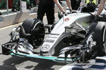 La FIA será más estricta con los test de flexibilidad en los alerones delanteros