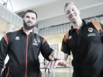 Dubljevic y Hamilton, la mejor pareja interior de la Liga Endesa