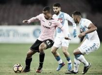 El Palermo saca un punto de San Paolo
