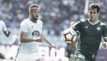 Celta de Vigo - Real Betis Balompié: puntuaciones del Celta.
