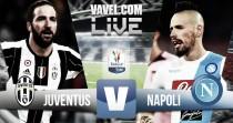 Partido Juventus vs Napoli en vivo y en directo online en Coppa Italia 2017