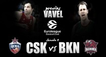 Previa CSKA Moscú - Baskonia; sí se puede