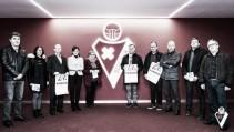 La SD Eibar, patrocinadora de la III Feria de Empleo y Formación Profesional de Debabarrena