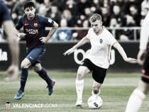 El Mestalla sufre la versión más dura del fútbol